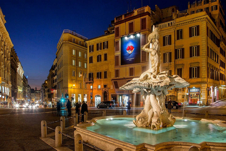 Home Hotel Barberini